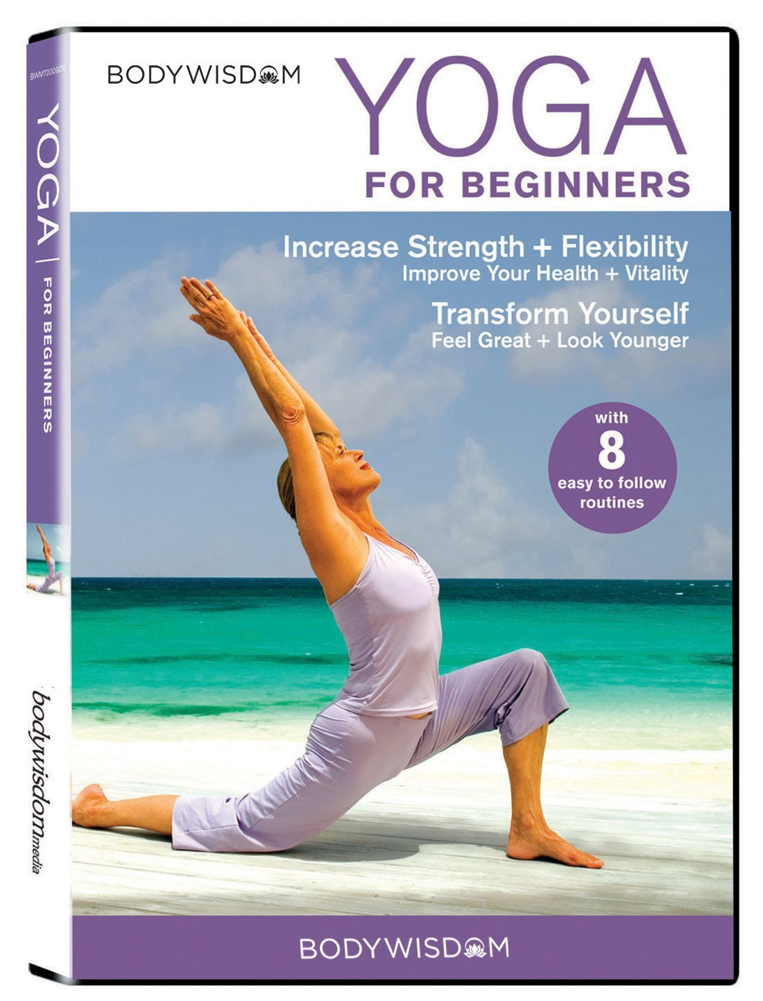 yoga for beginners dvd