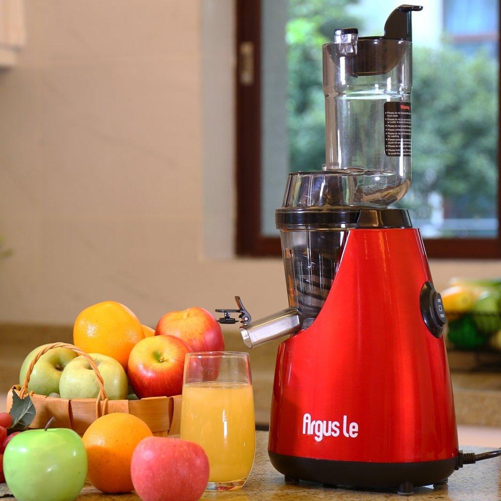 argus cold press juicer