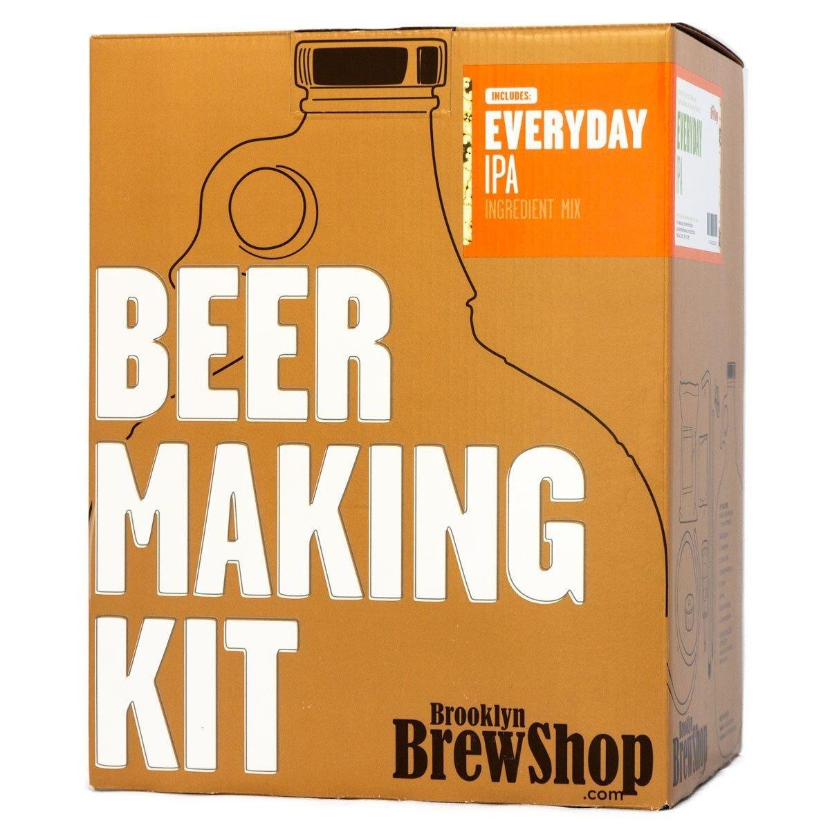 Beer Making Kit Brooklyn Brew Shop