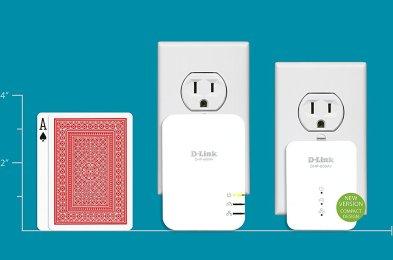 D-Link Powerline Gigabit Starter Kit