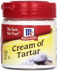 Cream of Tartar McCormick