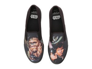 Graphic Slip Ons Sperry Star Wars