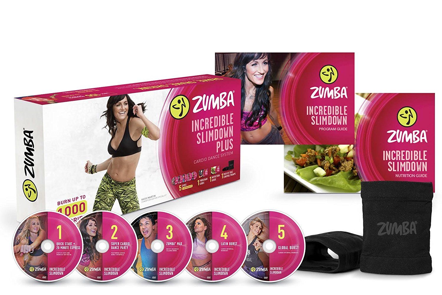 zumba fitness slimdown dvd amazon
