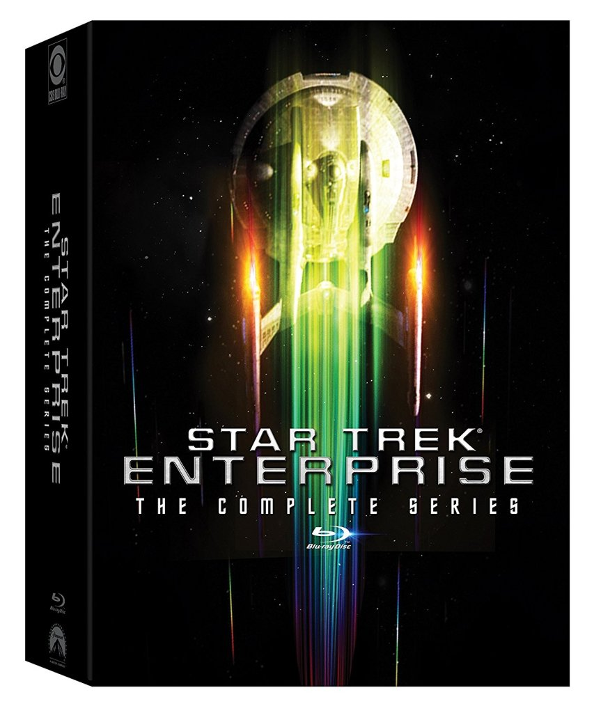star trek enterprise complete series sale
