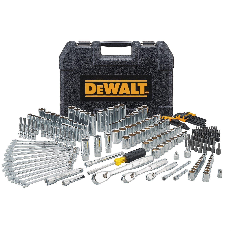 Dewalt mechanic tool kit amazon