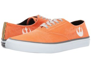 Orange Sneakers Sperry Star Wars