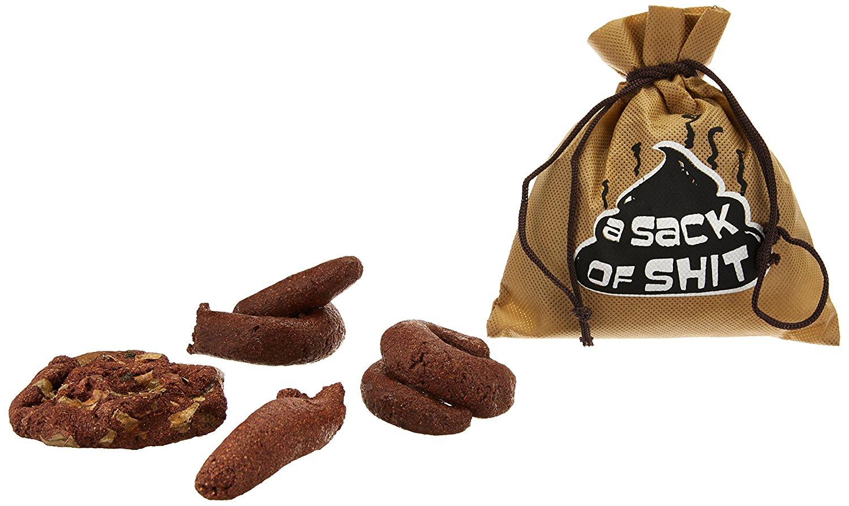 Gag Gift Bag of Poop