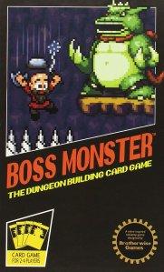 90s Card Game Boss Monster