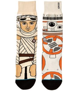 Star Wars Socks Stance