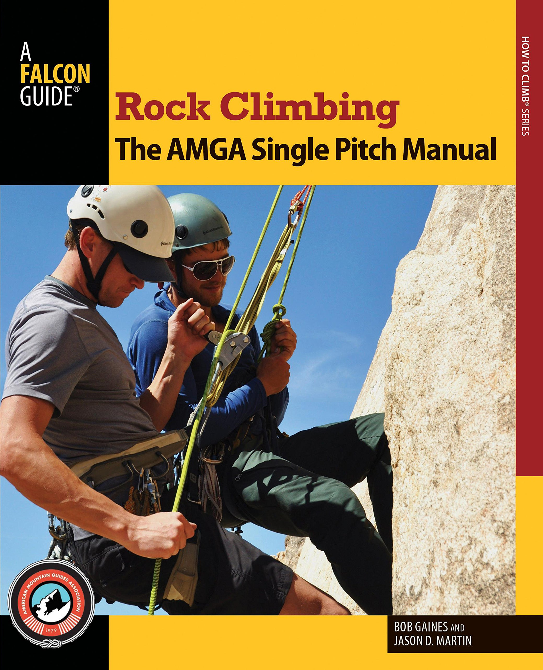 Rock Climbing Single Pitch Manual Amazon