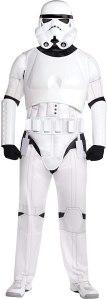 best star wars costumes - Rubie's Star Wars Stormtrooper Deluxe Costume