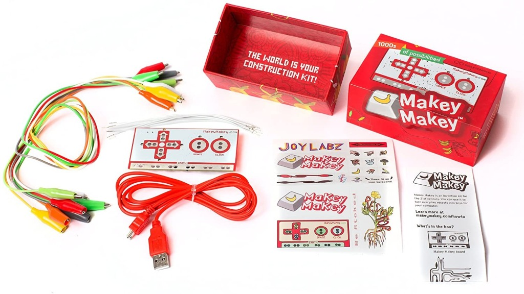 Makey Makey: An Invention Kit for Everyone from JoyLabz