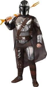 best star wars costumes - The Mandalorian Costume