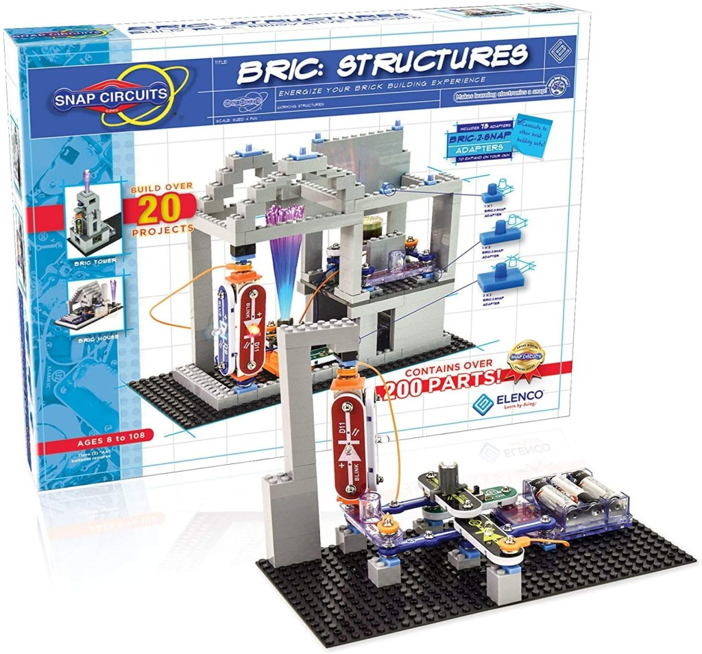 Snap Circuits BRIC