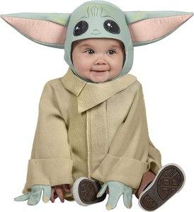 best star wars costumes star wars baby mandalorian