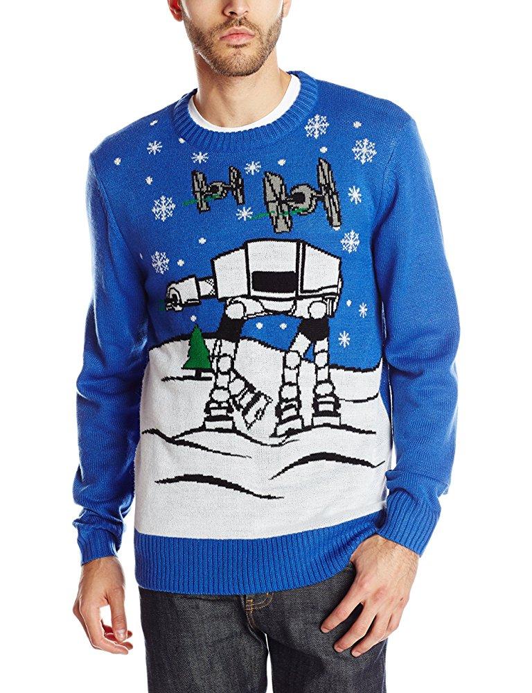 Star Wars Ugly Christmas Sweater Amazon