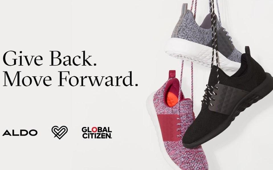 Aldo MX sneakers global citizen