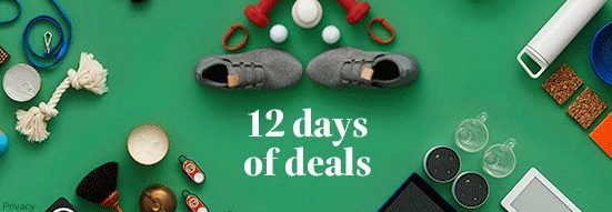amazon 12 days of deals 2017