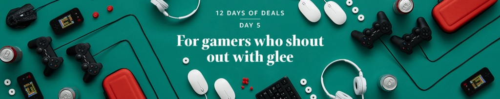 amazon 12 days of deals games