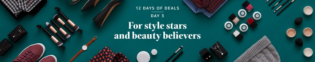 Amazon 12 Days of Deals Style