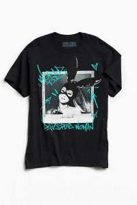 Ariana Grande DWT Dangerous Woman Tee by Urban Outfitters