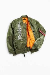 Ariana Grande DWT Graffiti Bomber Jacket
