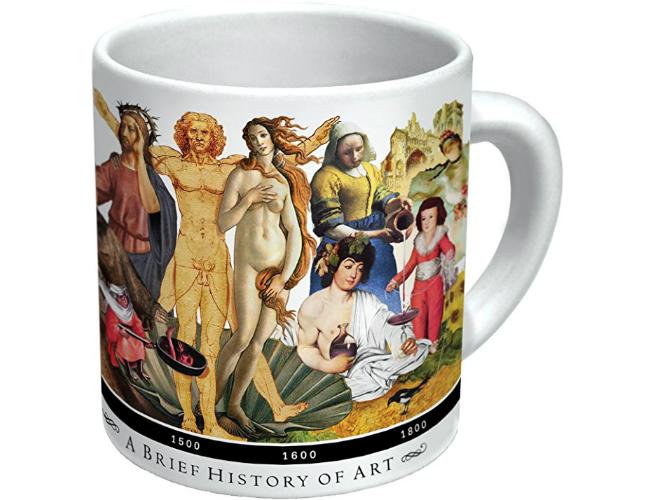 Art History Mug