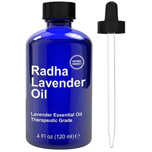 Beauty Lavender Essential Oil by Radha Beauty