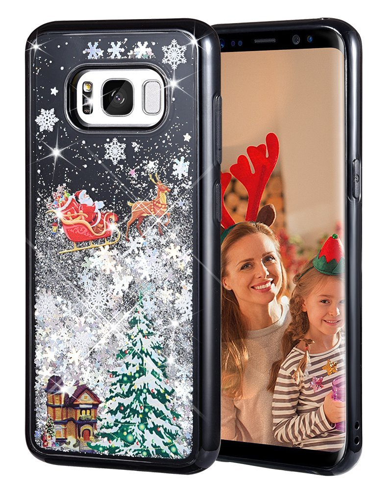 Christmas phone case best Galaxy S8 Plus