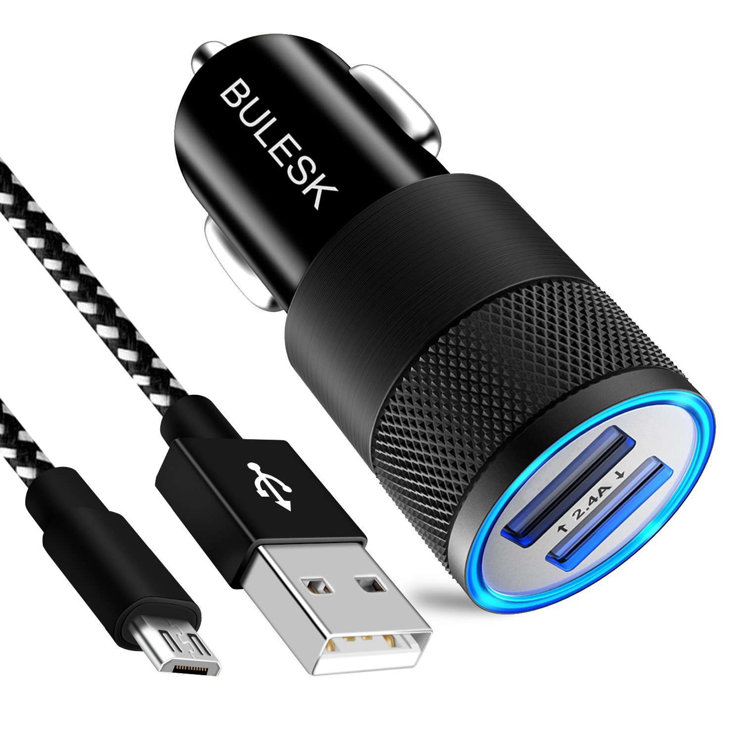 BULESK Car Charger