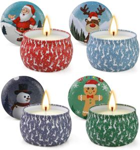 best Christmas candles yinuo