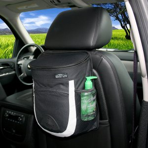 Car Trash Can by Mainly Auto