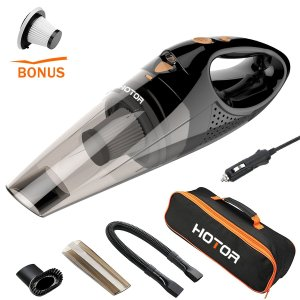 Car Vacuum Cleaner by Hotor