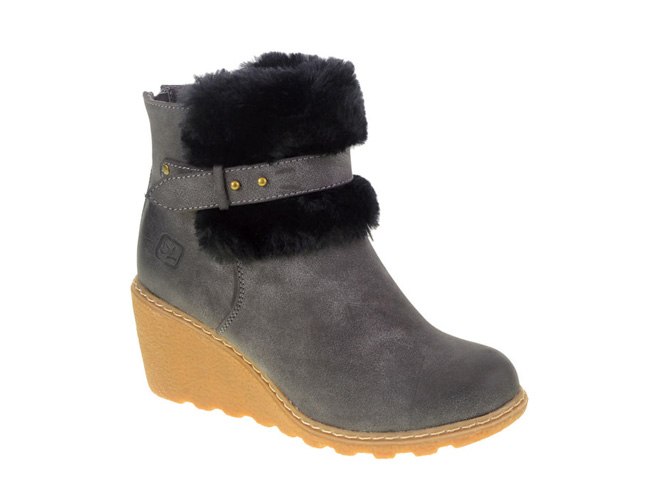 Chinese Laundry Highland Faux Fur Bootie