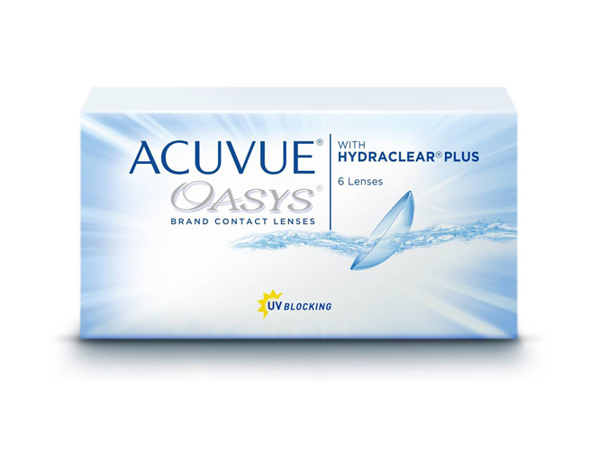 Contact Lens Accuvue Oasys