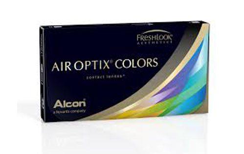 Contact Lens Air Optics Colors