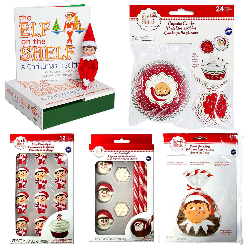 Elf on The Shelf Christmas Baking Kit