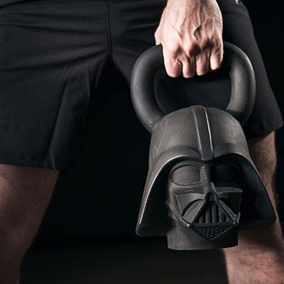 Star Wars Darth Vader Kettlebells by Onnit