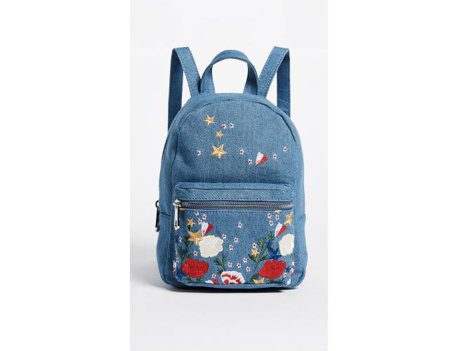 Studio 33 Denim Backpack