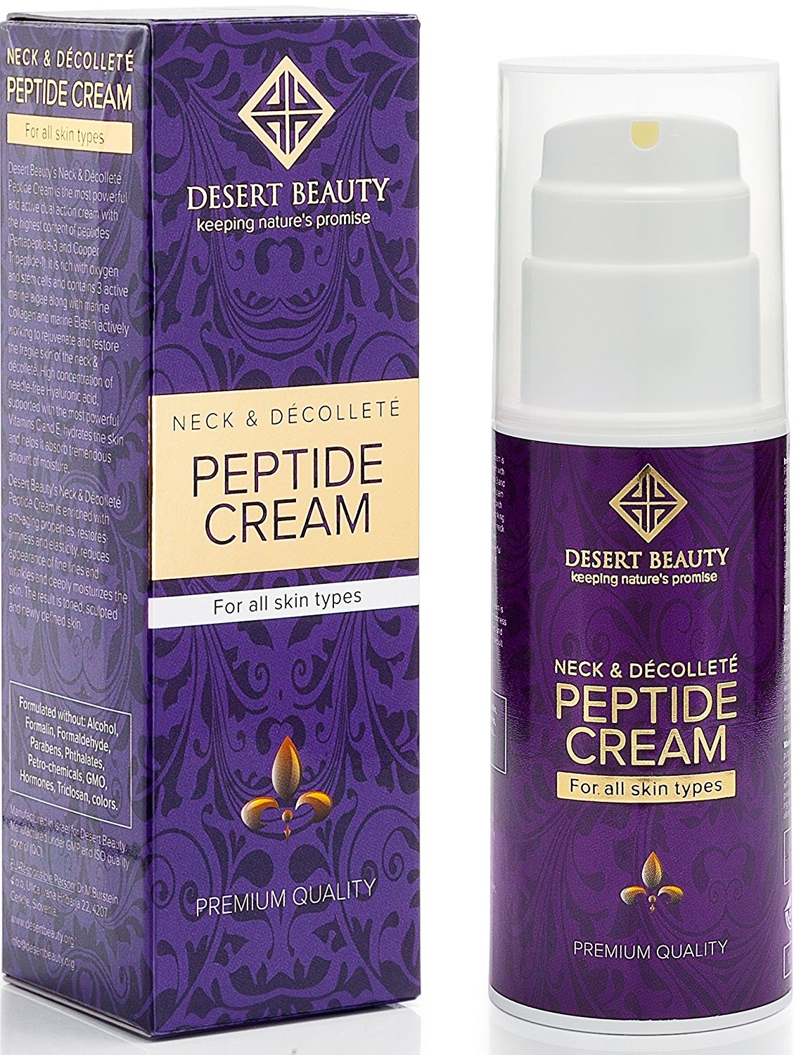 Desert Beauty Décolleté Cream