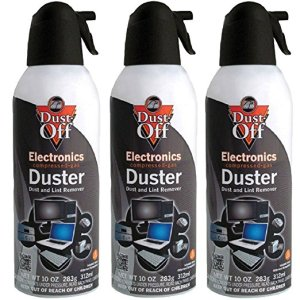 Disposable Compressed Gas Duster by Dust-Off