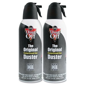 Dust-Off Disposable Compressed Gas Duster
