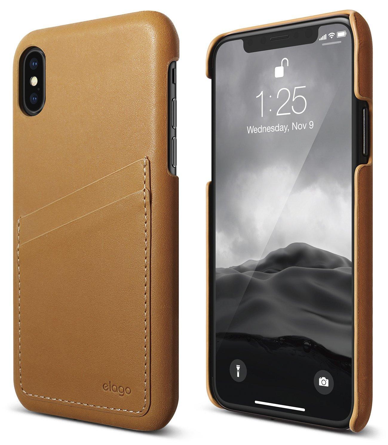 iPhone X cases 6 best leather phone elago Italian