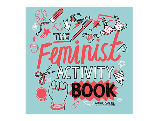 Feminist Activity Book Gemma Cornell