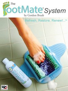 Foot Massager & Scrubber by FootMate