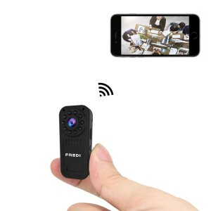 FREDI Hidden Mini Camera Spy Camera