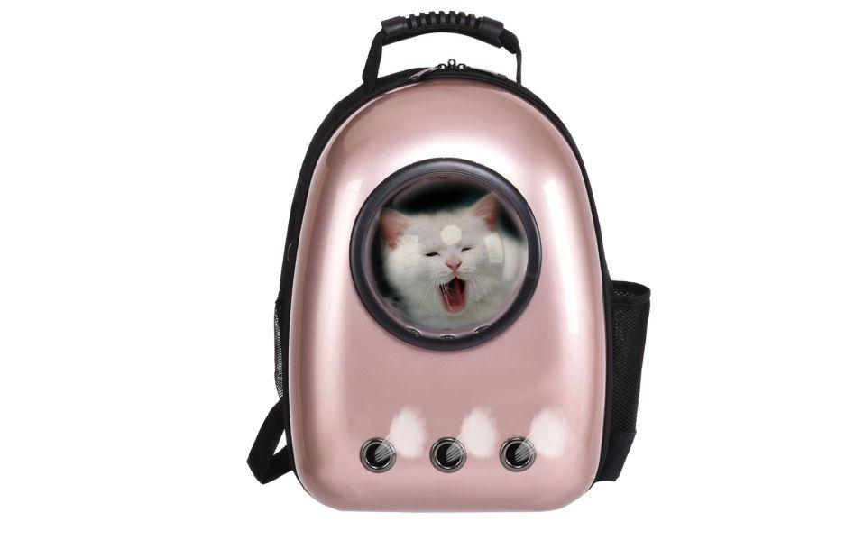 Giantex Space Capsule Pet Backpack
