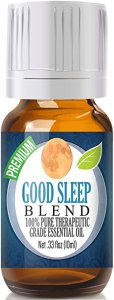 Good Sleep Essential Oil by Healing Solutions