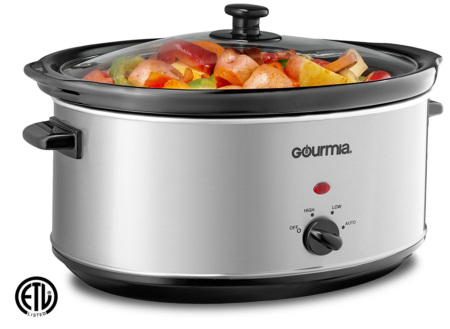 Gourmia PC710 Slow Cooker