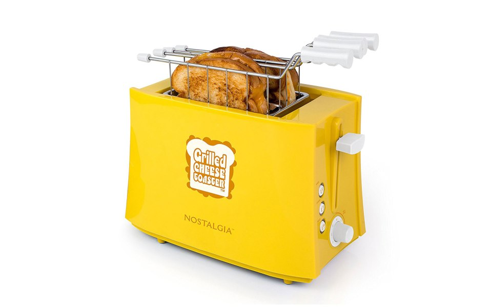 sandwich toaster grilled cheese maker Nostalgia